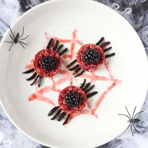 Rice cake spiders