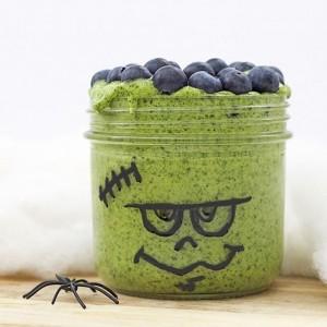 Frankenstein Nice Cream bowl